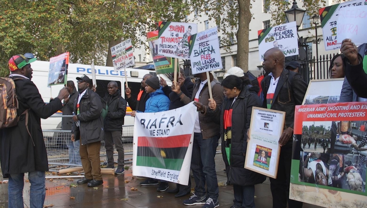 biafra-protesters-tell-nigeria-you-can-have-our-oil-all-we-want-freedom