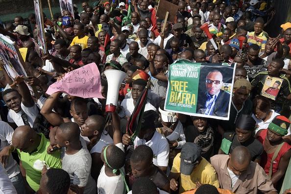 NIGERIA-UNREST-POLITICS-BIAFRA