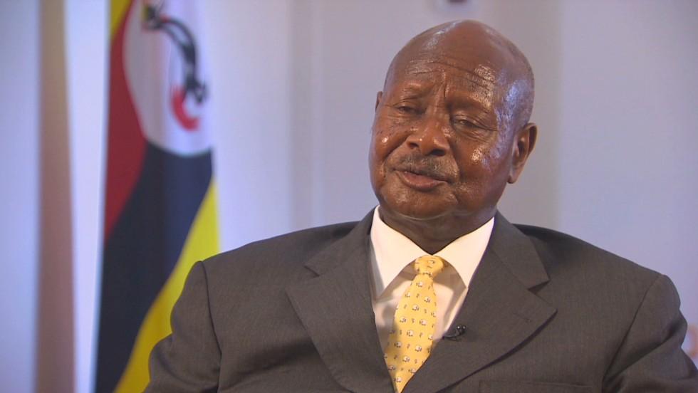 ugandaPresident
