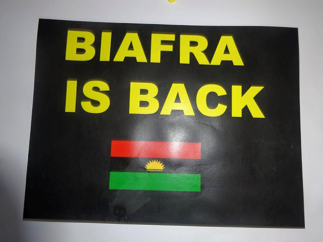 Biafra is Back