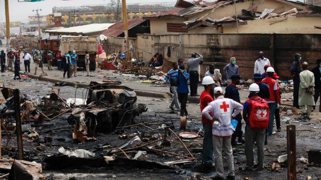 BokoJHaram Destroys