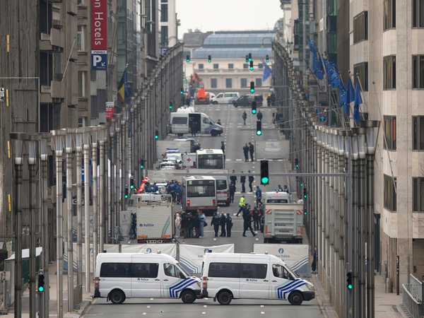 Brussels bombings