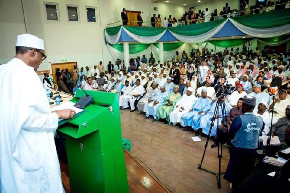 buhari at -islamic conference