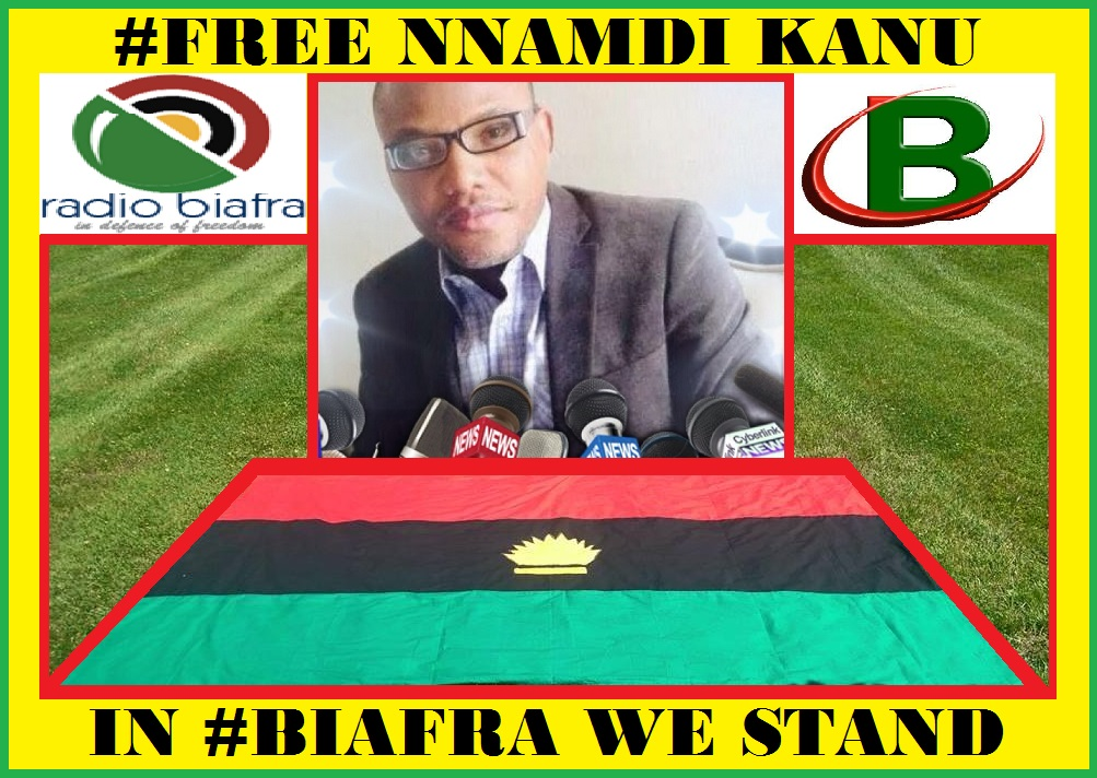 TUNE IN NOW TO LISTEN TO RADIO BIAFRA LIVE BROADCAST