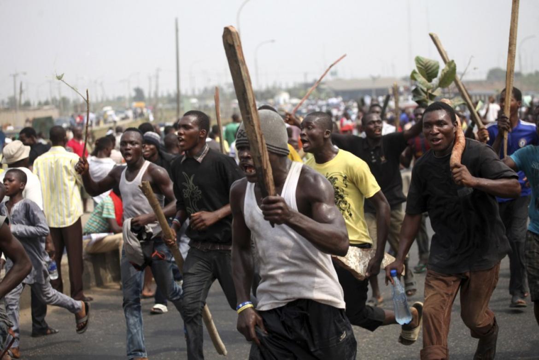 Yoruba youths