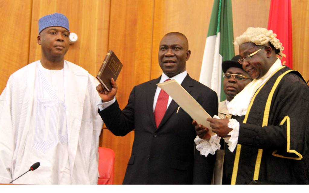 Ike-Ekweremadu-Becomes-Senate-President.