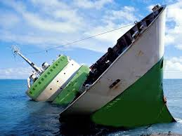 Nigeria sinking