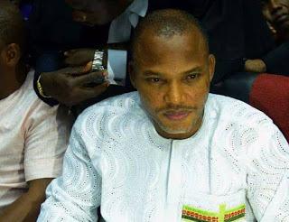 Ohamadike one of Biafra -Nnamdi