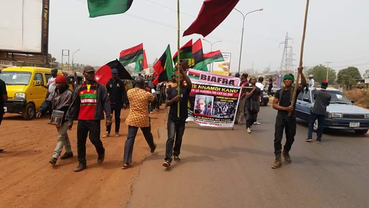 biafra protests1
