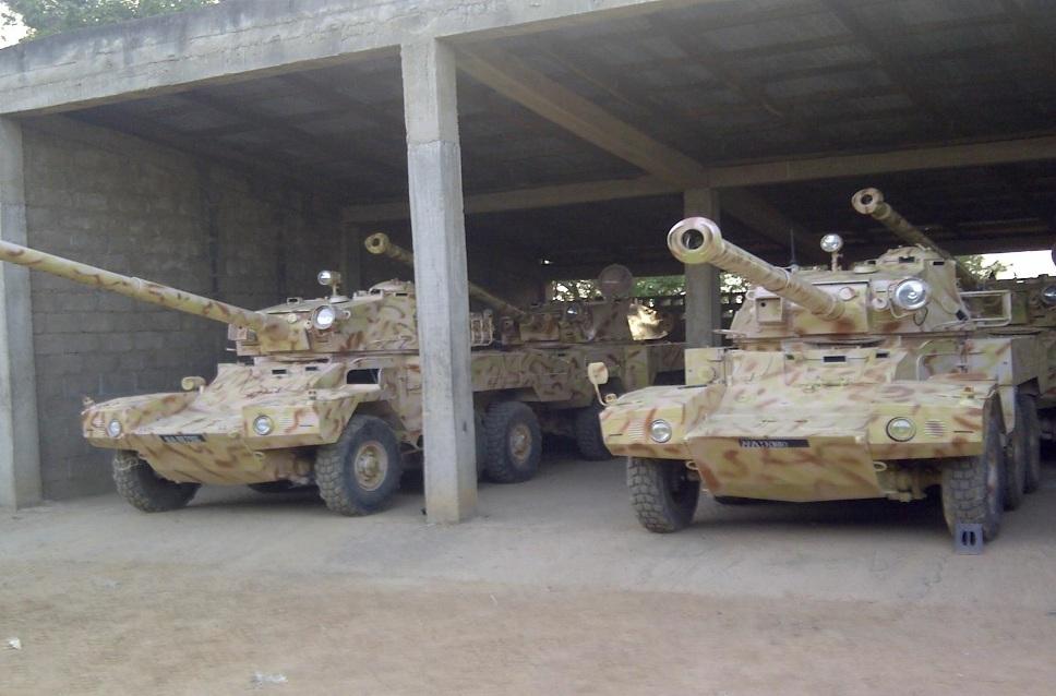 zoo Military Arsenal