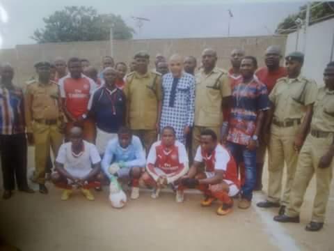Nnamdi kanu football,1