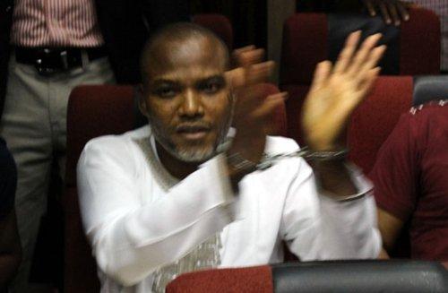 IPOB  says no freedom for Kanu, no negotiation, no peace for Buhari