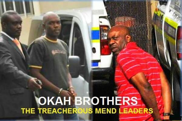 Okah brothers