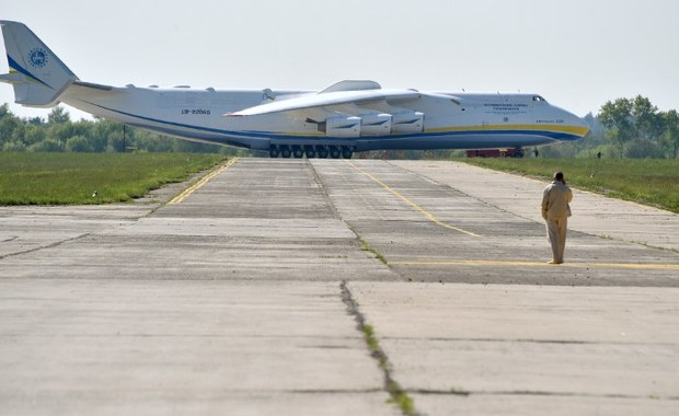 UKRAINE-AVIATION-ANTONOV-225